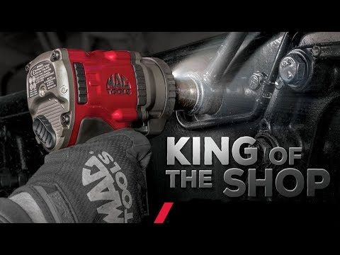 Air Impact Wrenches | King of the Shop | Mac Tools® - YouTube