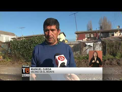 Avances del Tren de Santiago a Melipilla (2016) HD