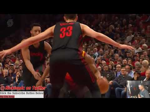 Portland Trail Blazers Steal Home Court From the Utah Jazz