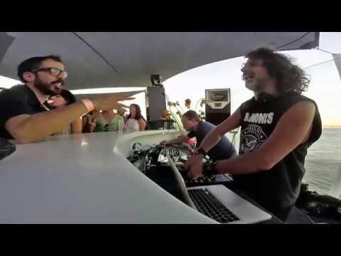 Manu at Flow Records Summer'15 Closing Party, Lisbon Myriad Hotel (15.09.19)