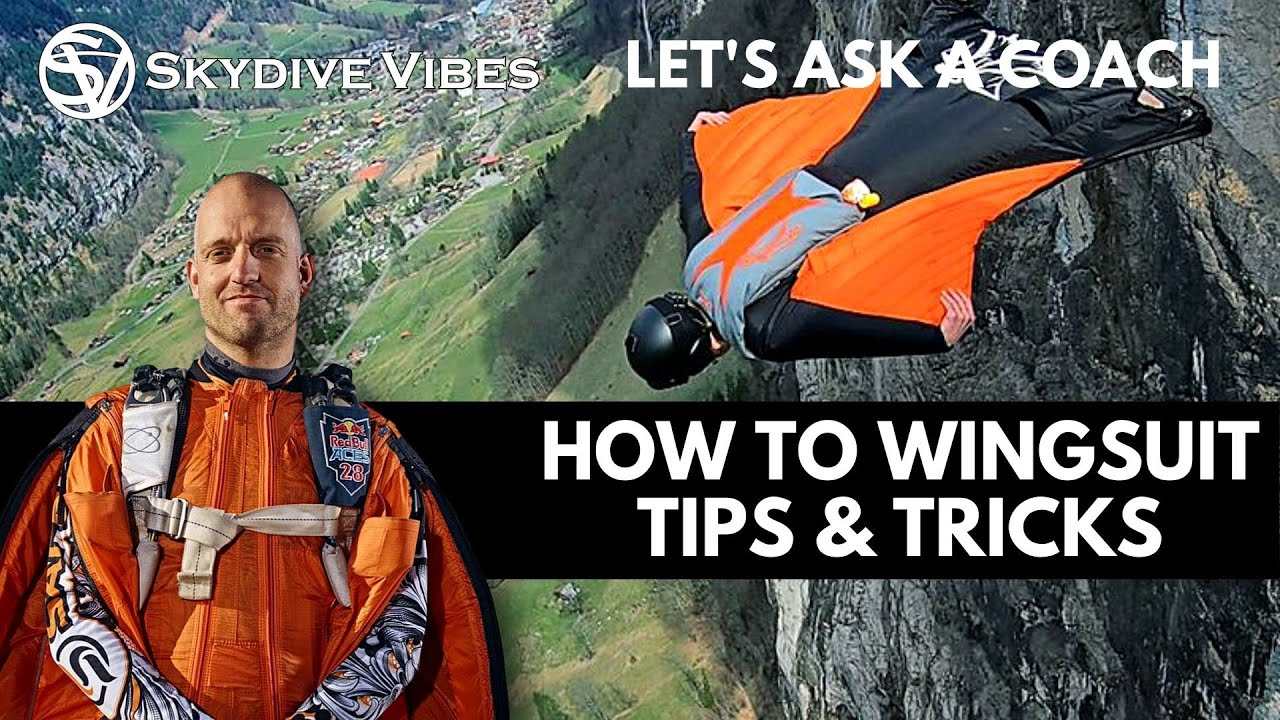 Learn How To Wingsuit & Improve Your Flying Skills - Let's Ask A Coach #2 - Jarno Cordia