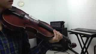 【violin Cover】in Regards To Love ~eros~【ユーリ!!!_on_ice】愛について〜eros〜弾いてみた