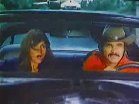 NBC promo Smokey and the Bandit 1979