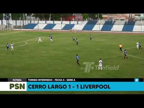 Cerro Largo Liverpool M. Goals And Highlights