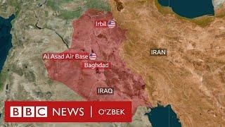 Эрон Ироқни бомбалади, энди Америка ва Эрон таранг ҳолатда - BBC Uzbek