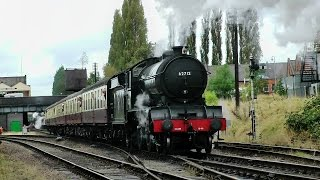 Great Central Railway,Autumn Steam Gala,2014
