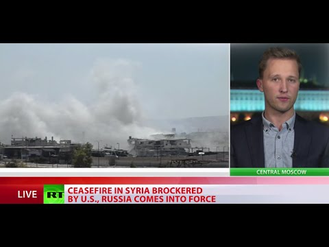 Syria ceasefire comes into force under US-Russian peace deal