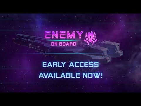Enemy On Board | Early Access Trailer