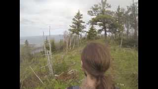Amazing Mountain View! GoPRO Third Person Hiking! Thumbnail