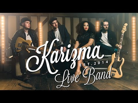 Karizma - Award Winning Live Pop, Rock and Soul Band