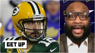 'That's a lie!' - Marcus Spears reacts to Aaron Rodgers saying his future is unknown | Get Up