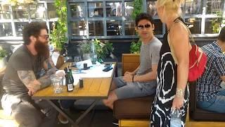 В Одесcе все свои. Встреча с Dan Balan.
