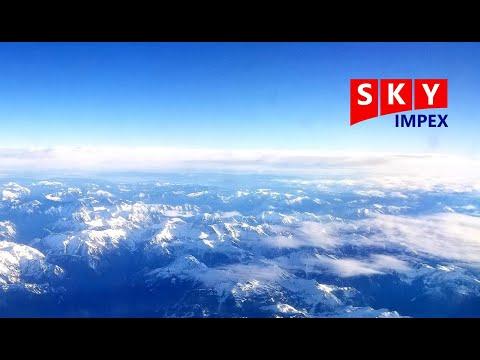 Приветствие от SKY IMPEX INC. Экспорт и экспортеры.