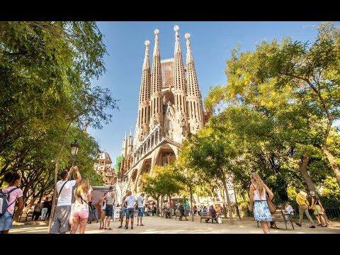 Barcelona Church-Sagrada Familia