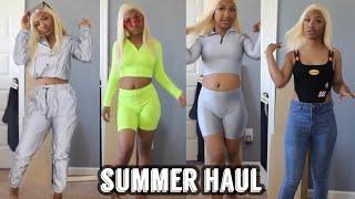 TRY-ON SUMMER BADDIE ALIEXPRESS HAUL| EVERYTHING UNDER $20!!| Saria Raine