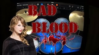 Taylor Swift - Bad Blood ft. Kendrick Lamar (GARAGEBAND TUTORIAL)