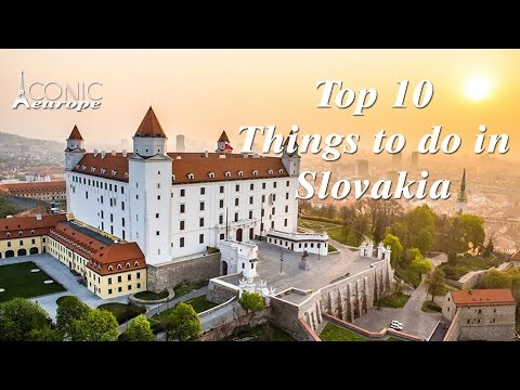 Top 10 Things to do in Slovakia