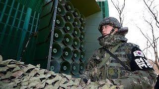 Южная Корея ответила на ядерные испытания КНДР вещанием из громкоговорителей