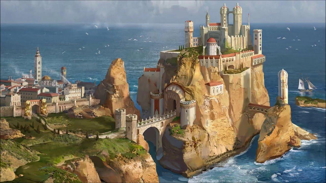 Top 7 Castillos Mas Poderosos Juego De Tronos Roca Casterly Youtube