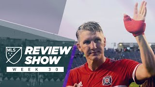 Schweinsteiger & the Chicago Fire Bid Farewell to the Playoffs | MLS Week 30 Highlights & Review