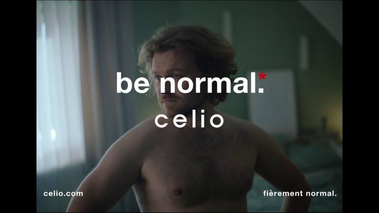"""Musique pub Celio """"be normal""""  2021"""