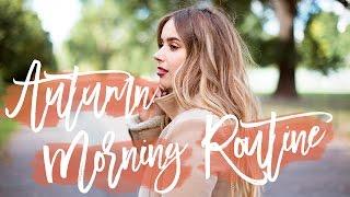 My Autumn Morning Routine | Hello Vlogtober