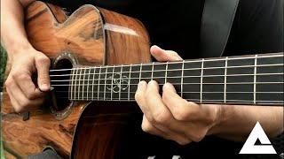 Tình là sợi tơ phiên bản Guitar  chú 5