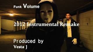 Funk Volume 2012 Instrumental -Vesta J (Remake)