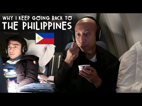 WHY I KEEP GOING BACK TO THE PHILIPPINES! | Vlog #263