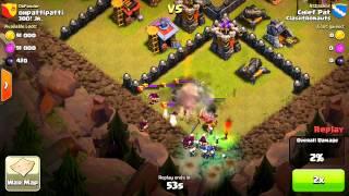 Clash of Clans - War Recap #7: 12 Straight Wins!