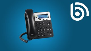 Grandstream GXP1620 and GXP1625 IP Phones Introduction