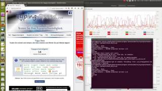 Typing test cheat | Neural network makes typing test | NickysChannel13