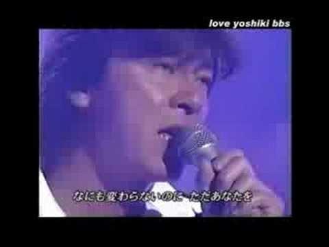 HIDEKI SAIJO 西城秀樹 moment (...