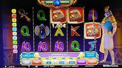Online Casino Club - Book of Horus - Verluste minimiert