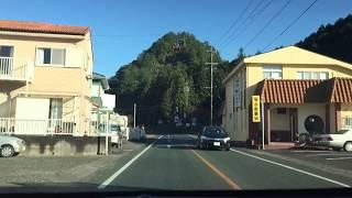 愛知県新城市「道の駅 もっくる新城」から、長野県下伊那郡下條村「道の駅 信濃路下條」をドライブ。