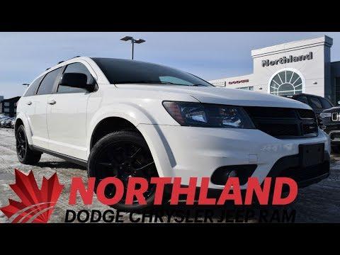 Walk Around 2016 Dodge Journey SXT | Northland Dodge | Auto Dealership in Prince George BC