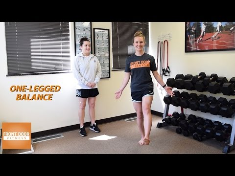 Improve Your Balance - 5 Simple Exercises