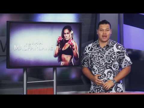 Bellator MMA News - Ilima Lei McFarlane depends her Title