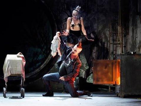 Punch and Judy  Harrison Birtwistle Richard Rittelmann Walter Kobera Neue Oper Wien