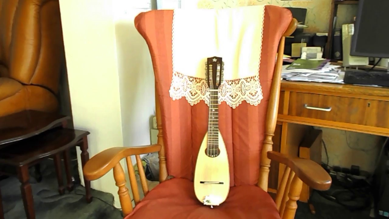 Pocket Mandolin By Antony Dixon Sound Sample Youtube