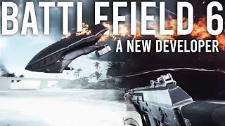 BATTLEFIELD 6 gets a NEW Developer!
