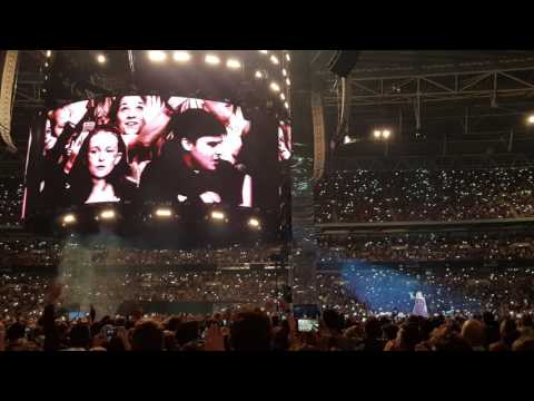Adele Wembley Stadion 2017 - Someone Like You - 28th of June
