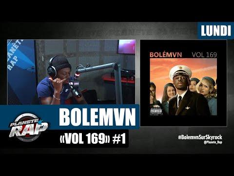 Youtube: Planète Rap – Bolémvn«Vol 169» #Lundi