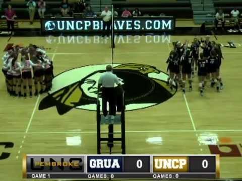 Volleyball vs. GRU Augusta