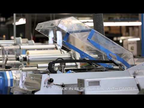 CARTES GT 360 Machine Video From Customer FE GROUP
