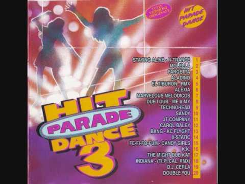 HIT PARADE DANCE 3 (1995)