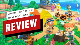 Animal Crossing: New Horizons Review (Video Game Video Review)