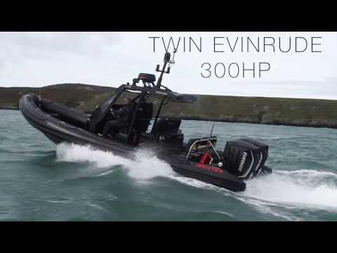 Invictus 9m Racing RIB 2016