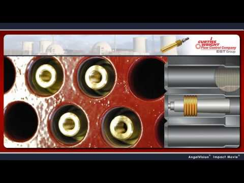 Pop-A-Plug Heat Exchanger Tube Plugging