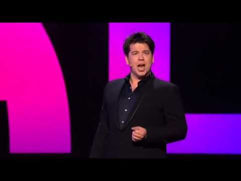 Michael Mcintyre - God save the queen